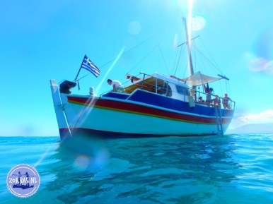 Boat tours Crete