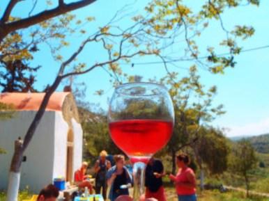 Idaia wine from Crete 2021