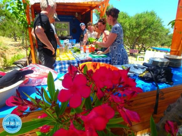 Mulitple days cooking workshops Greek Islands