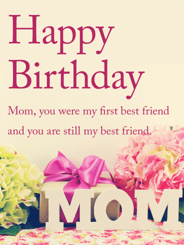 What To Write In A Birthday Card For Your Boyfriend S Mom