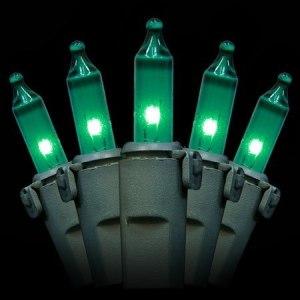 Green Mini Lights