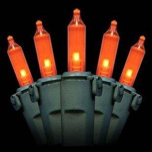 Orange Mini Lights