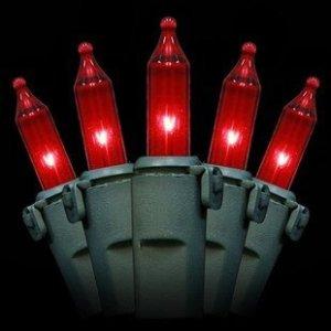 Red Mini Lights