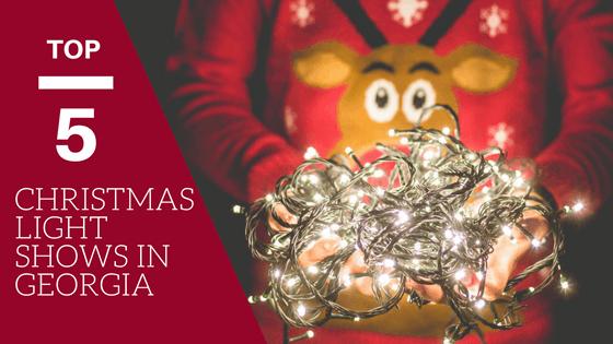 - Top 5 Christmas Lights Show In Georgia