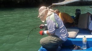 fun fishing in langkawi
