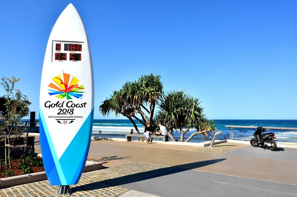 Gold Coast Commonwealth Games 2018 Holiday Insider