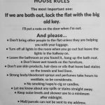Airbnb House Rules Being Firm Yet Nice In Telling Guests To Leave Your Property