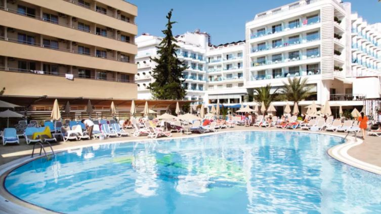 5* All Inclusive Marmaris deal just £371pp Incl. Flights, Luggage, Hotel and Transfers