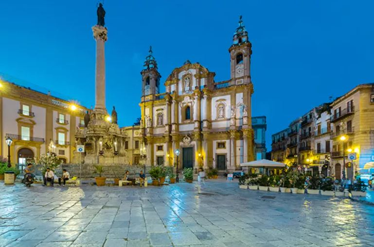 4 Night 3* Sicily Sun and Sea June Break Just £183pp Incl Flights, Hotel, Bags and Breakfast