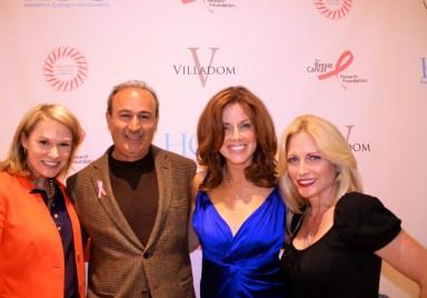 Libby Langdon, Kris Torkan, Ally Coulter, and Jennifer Duneier
