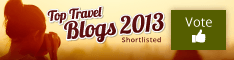 Holiday Hypermarket Top Travel Blogs 2013