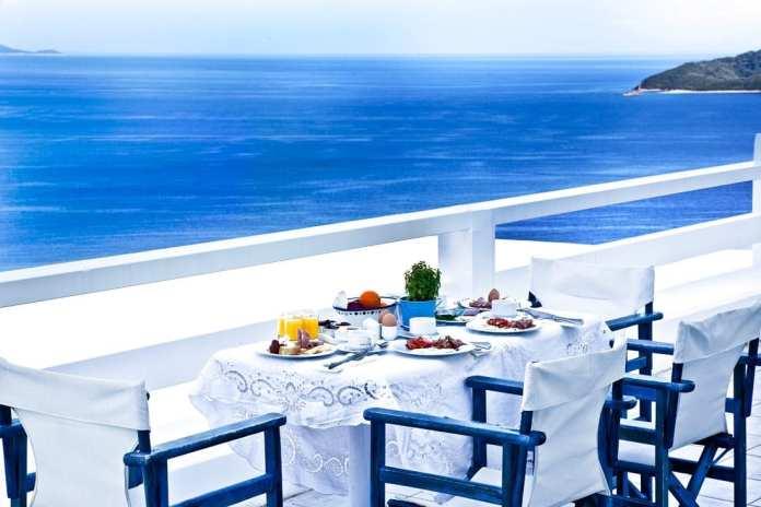 Yunanistan Kahvaltı Kültürü