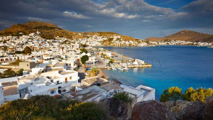 Patmos Adası, Yunanistan