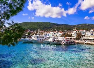 Amazing Greek island, Skiathos