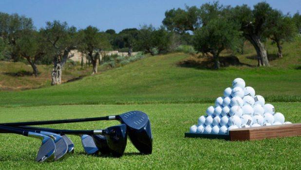 Luxury Golfing Greece