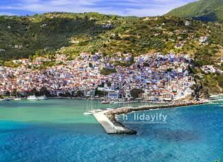 Skopelos Town, Sporades