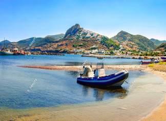Skyros (Skiros, İskiri) Adası, Yunanistan