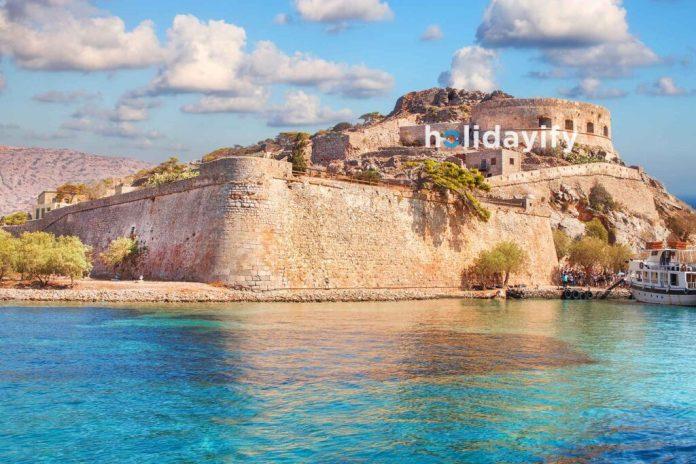 Boat Tour to Spinalonga, Crete