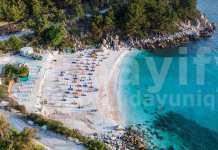 Thassos Saliara (Marble) Beach