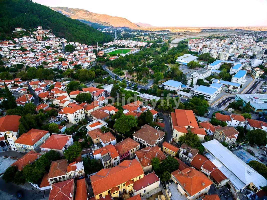 The old town of Xanthi
