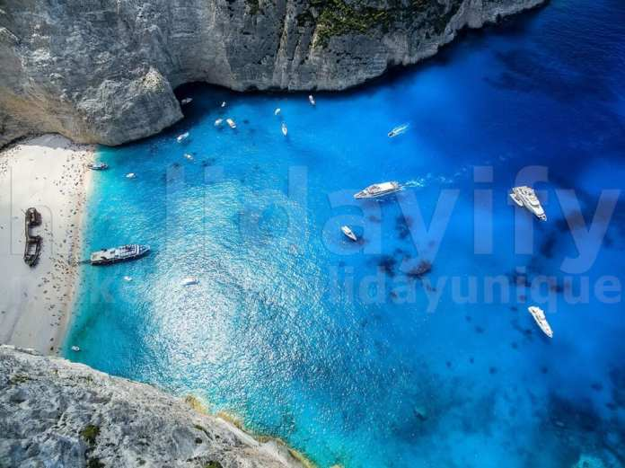Zakynthos Navagio - Shipwreck Beach
