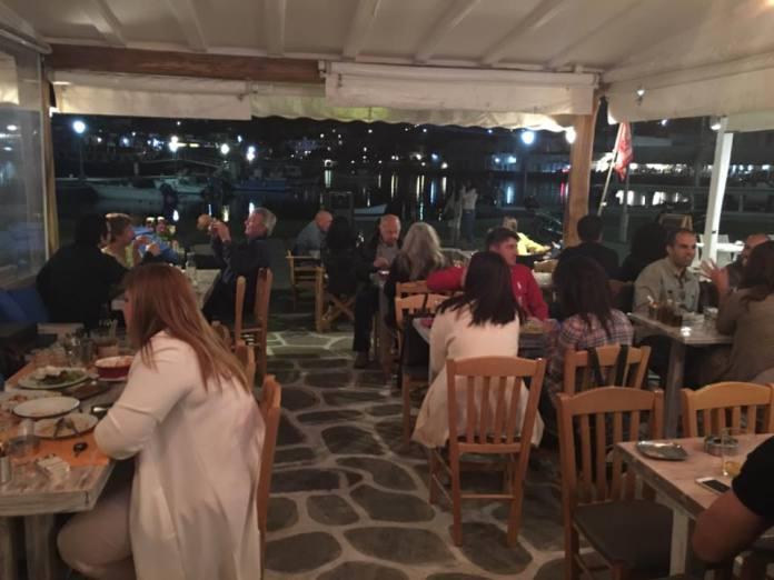Mykonos Captain's Restaurant