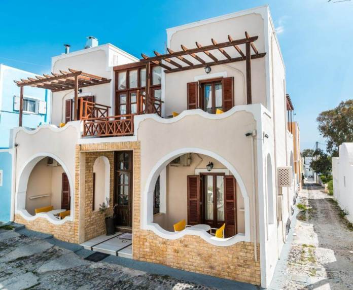 San Giorgio Hotel, Santorini, Greece