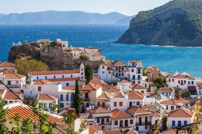 Sporades islands, Skopelos