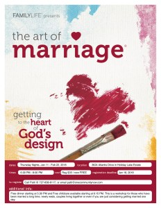 Art of Marriage Workshop @ HLE Civic Center