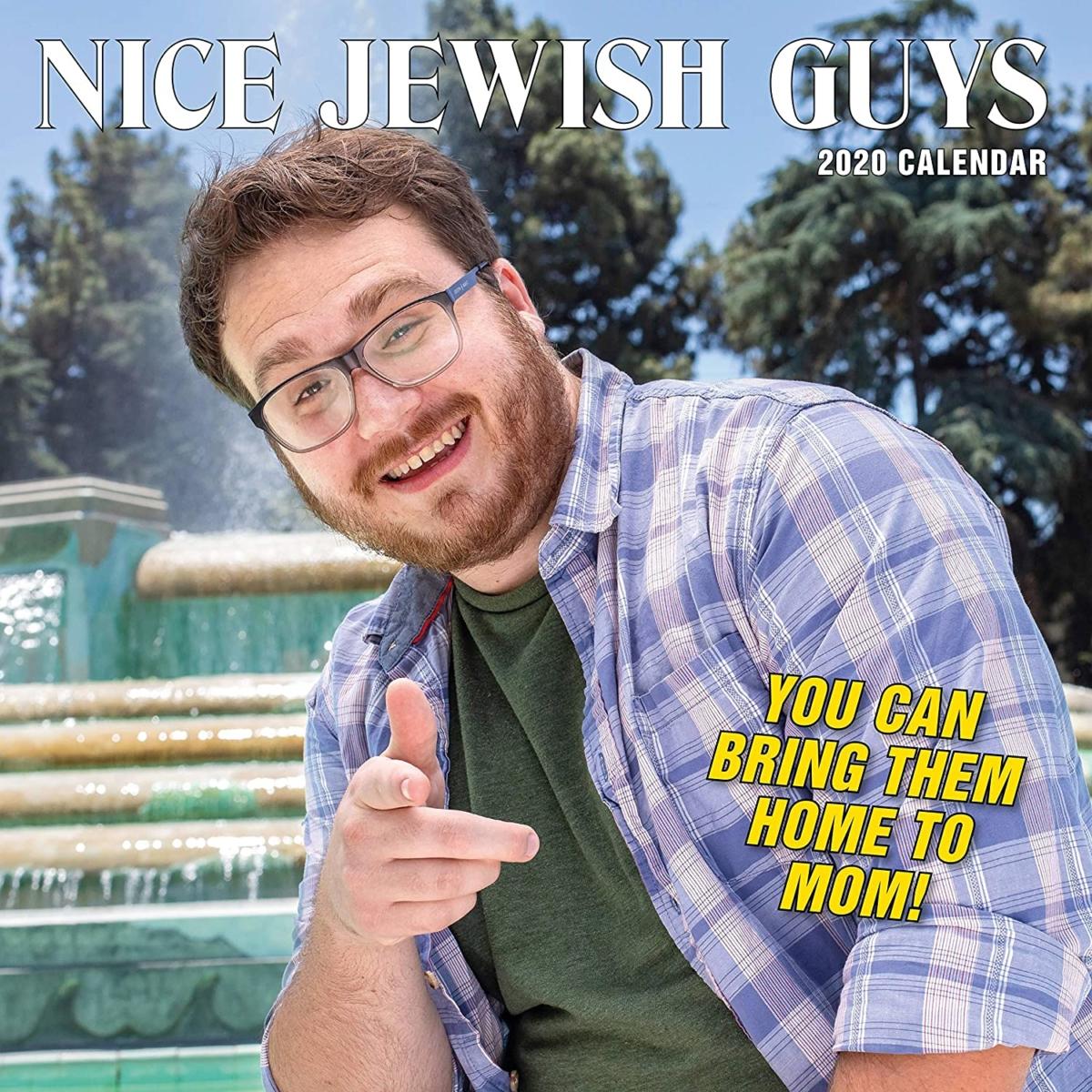 Nice Jewish Guys Calendar