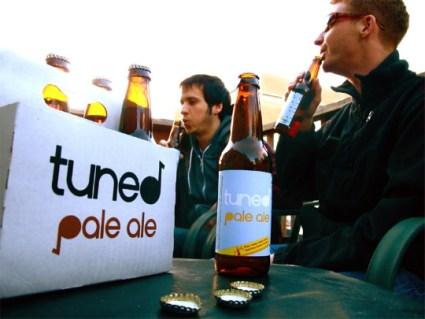Tuned Pale Ale 1