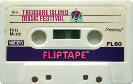 Treasure Island 2012 Mixtape