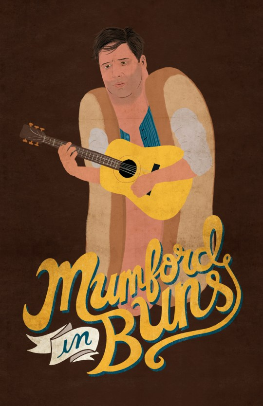 Mumford in Buns