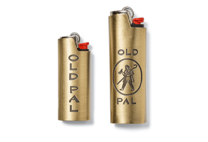 Old Pal Provisions lighter case