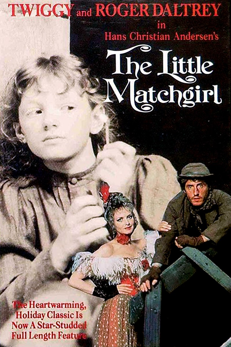 "Poster for the movie ""The Little Matchgirl"""