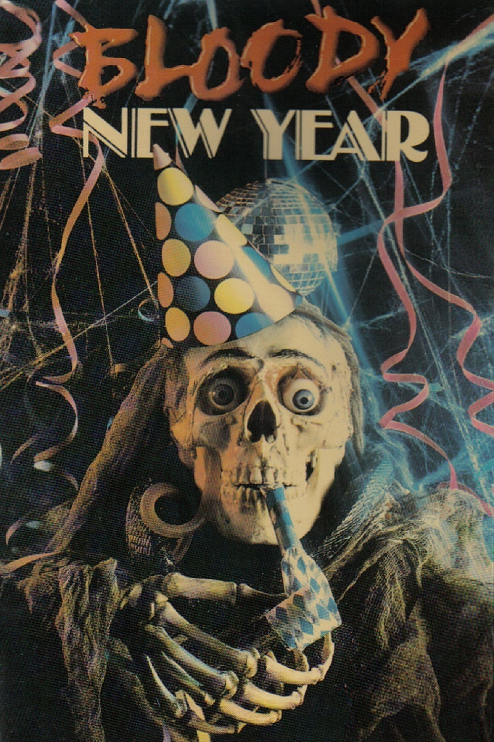 "Poster for the movie ""Bloody New Year"""