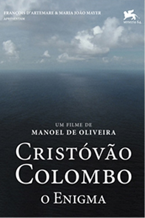 "Poster for the movie ""Christopher Columbus, The Enigma"""