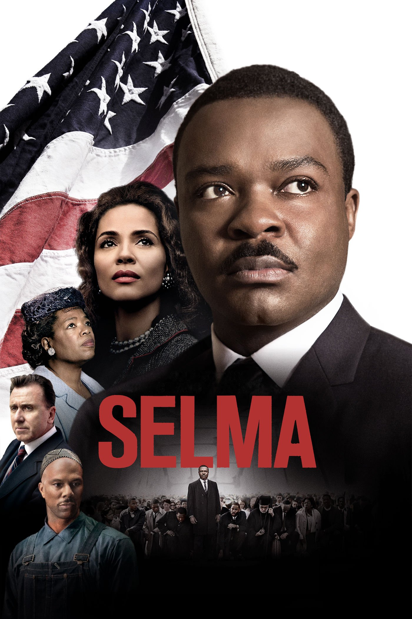 "Poster for the movie ""Selma"""