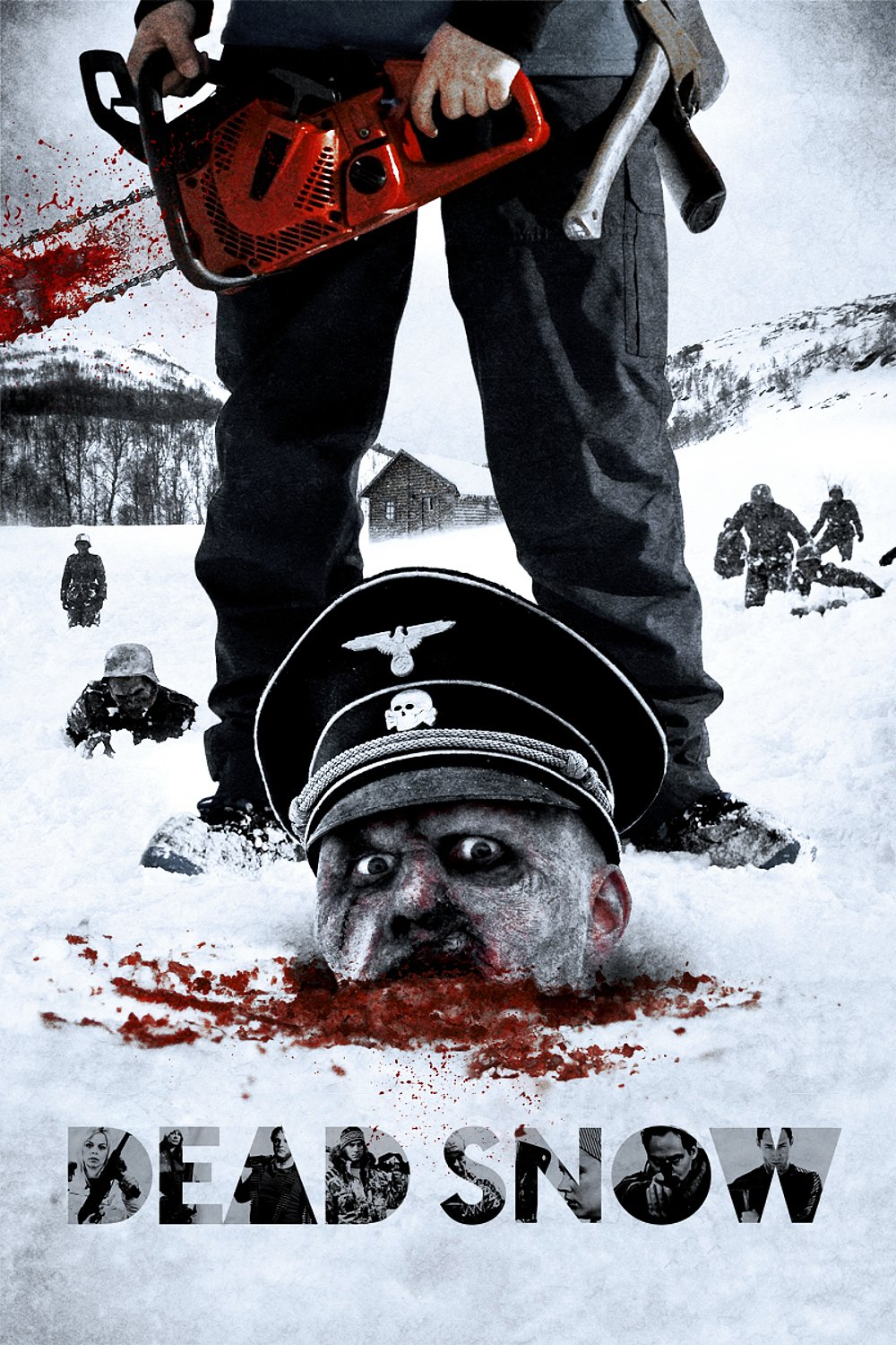 """Poster for the movie """"Dead Snow"""""""