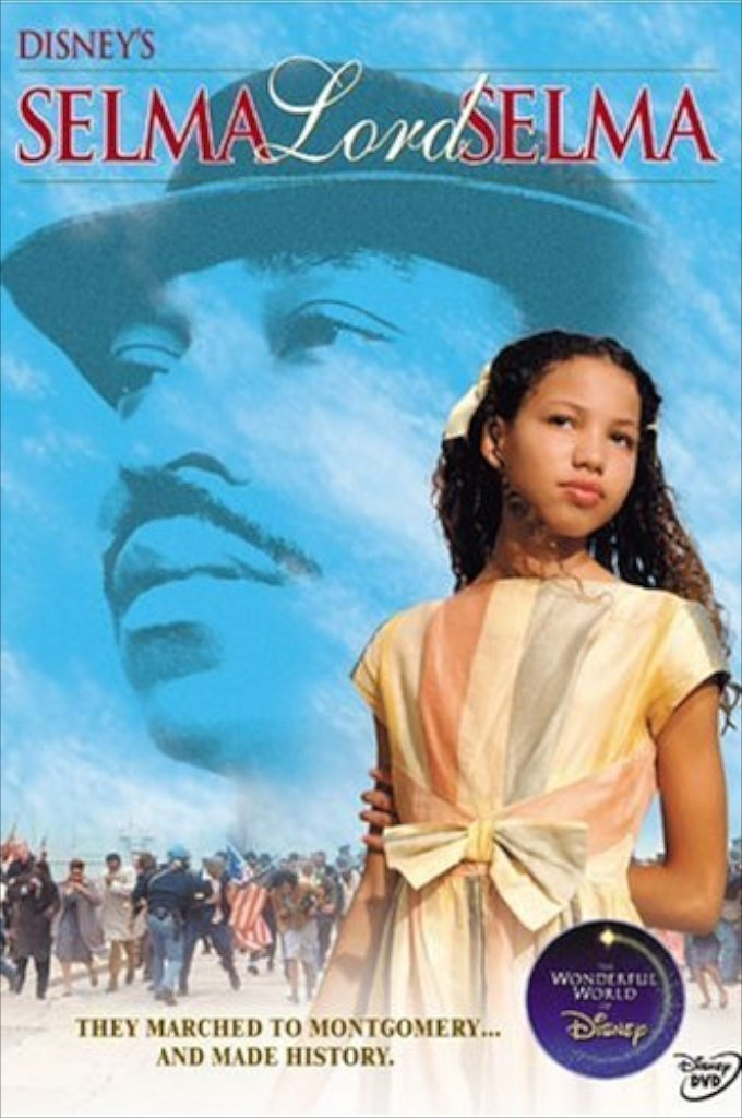 "Poster for the movie ""Selma, Lord, Selma"""