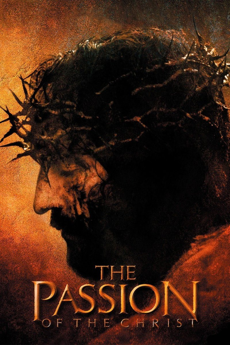 "Poster for the movie ""The Passion of the Christ"""