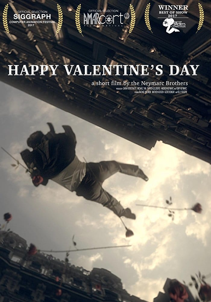 """Poster for the movie """"Happy Valentine's Day"""""""
