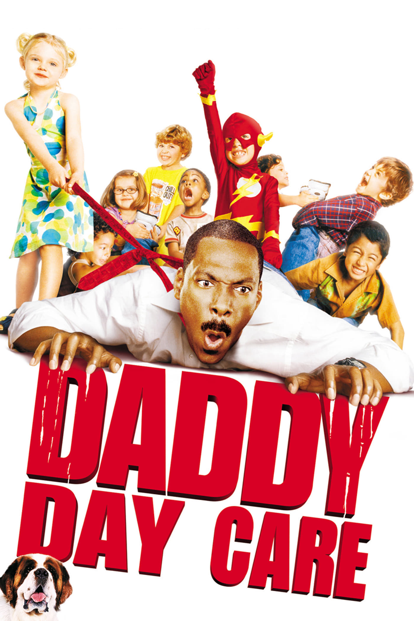 "Poster for the movie ""Daddy Day Care"""