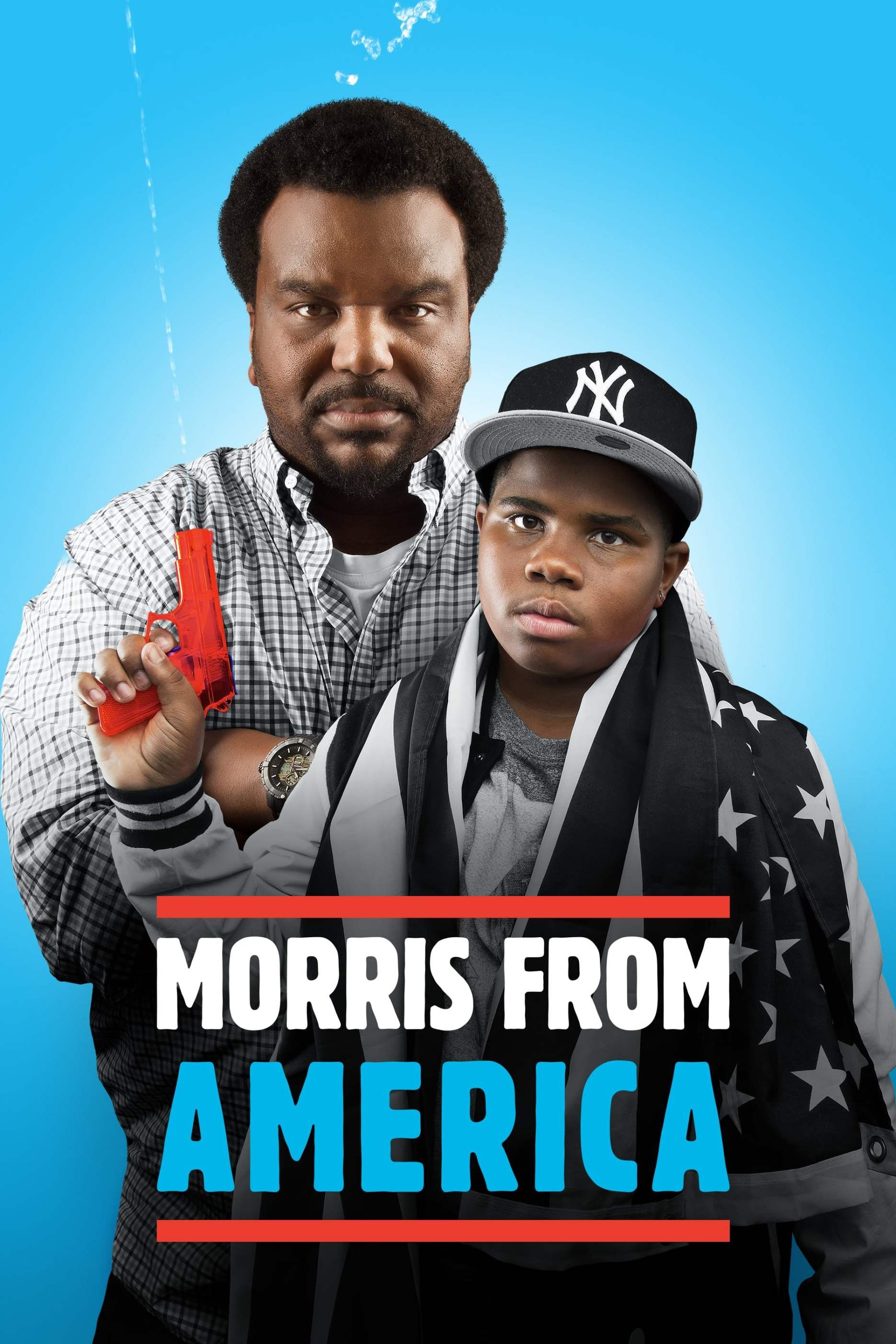 """Poster for the movie """"Morris from America"""""""