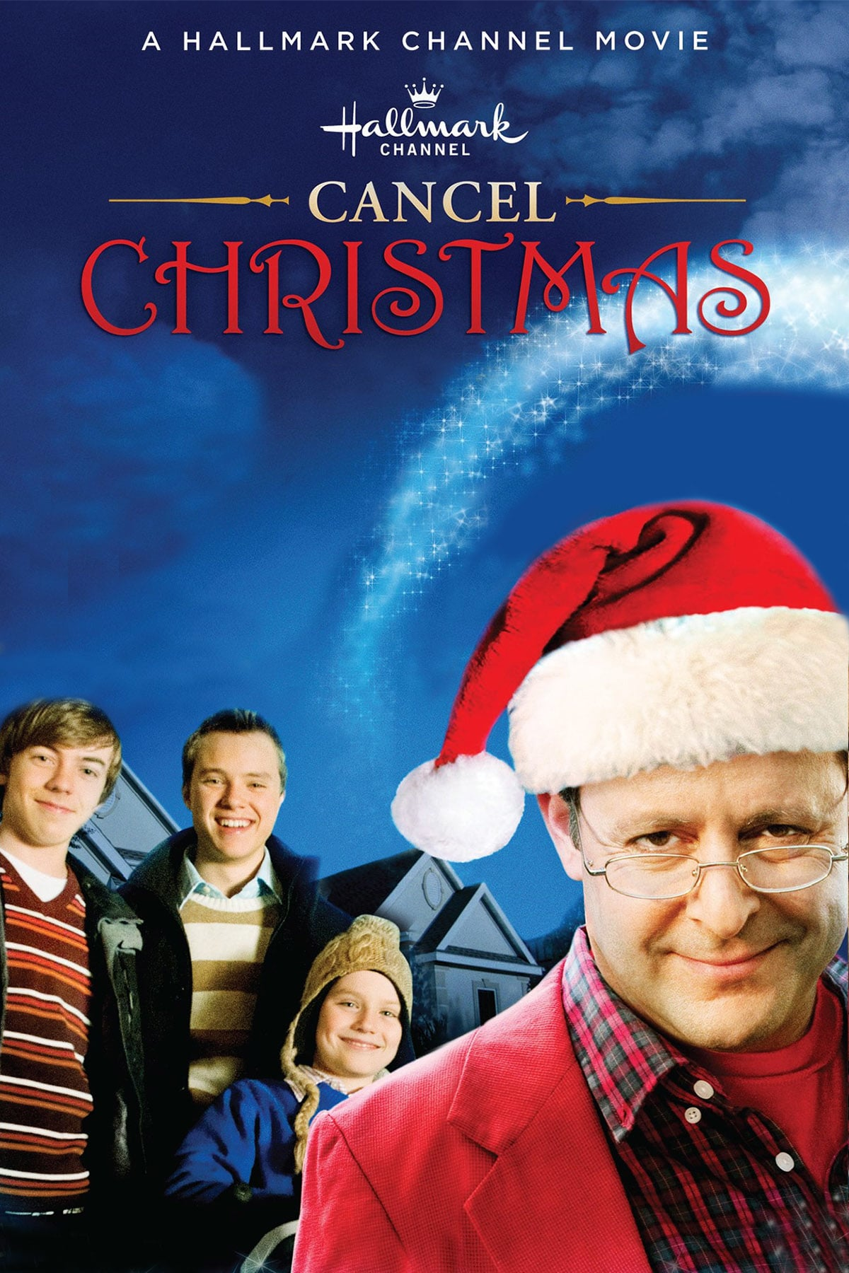 """Poster for the movie """"Cancel Christmas"""""""