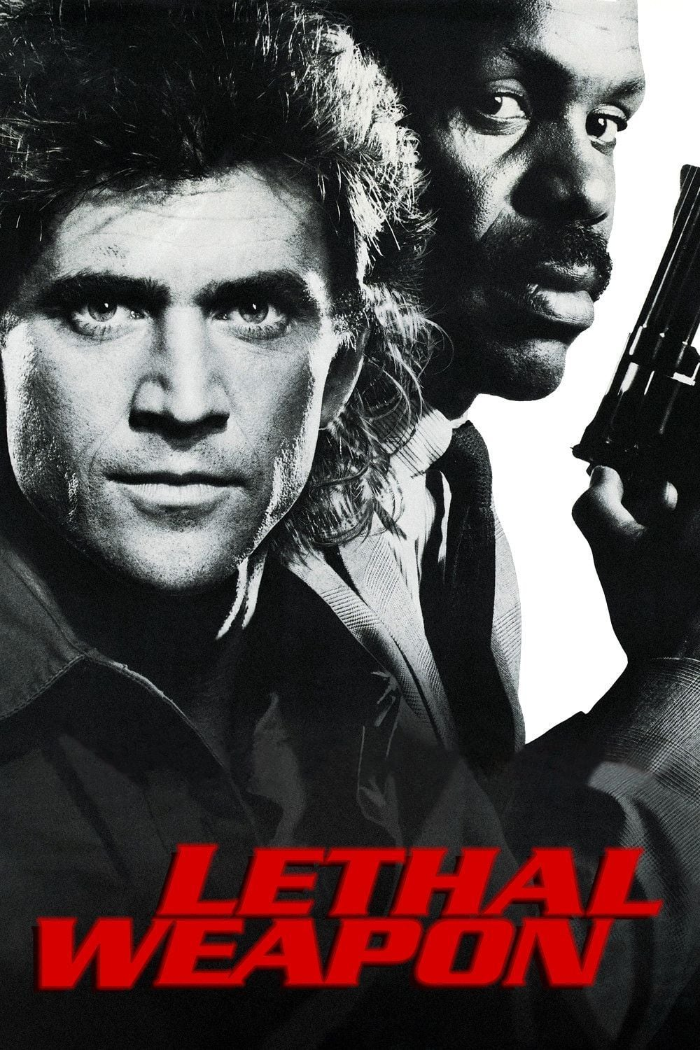 """Poster for the movie """"Lethal Weapon"""""""