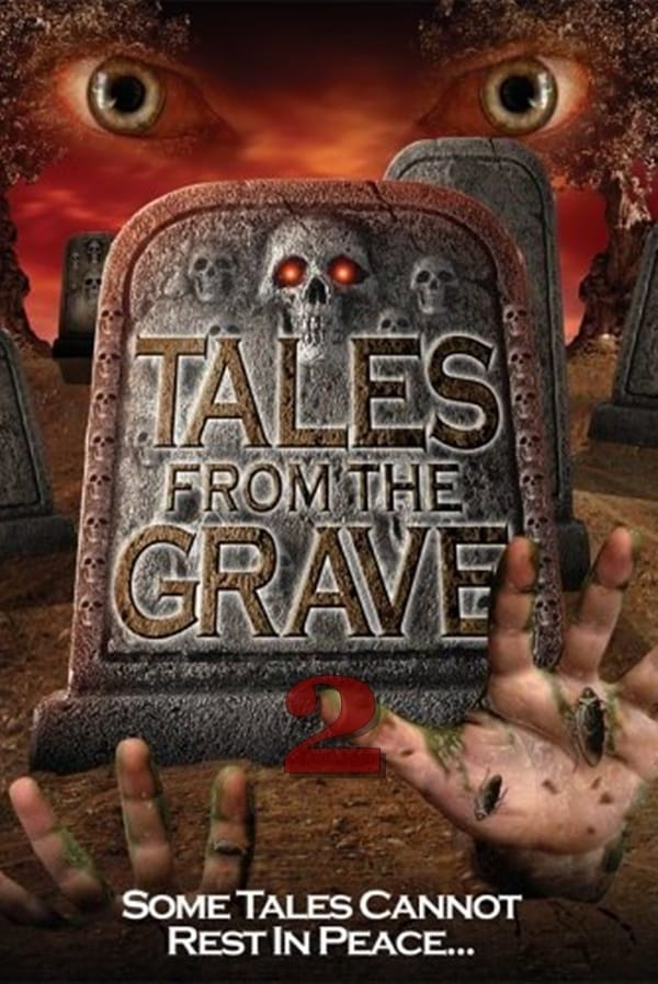"Poster for the movie ""Tales from the Grave, Volume 2: Happy Holidays"""