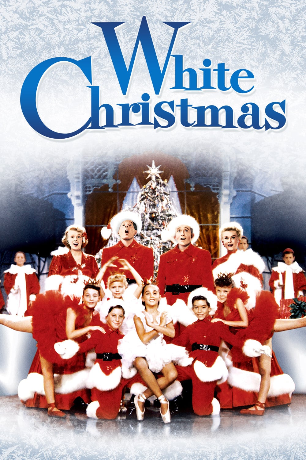 """Poster for the movie """"White Christmas"""""""