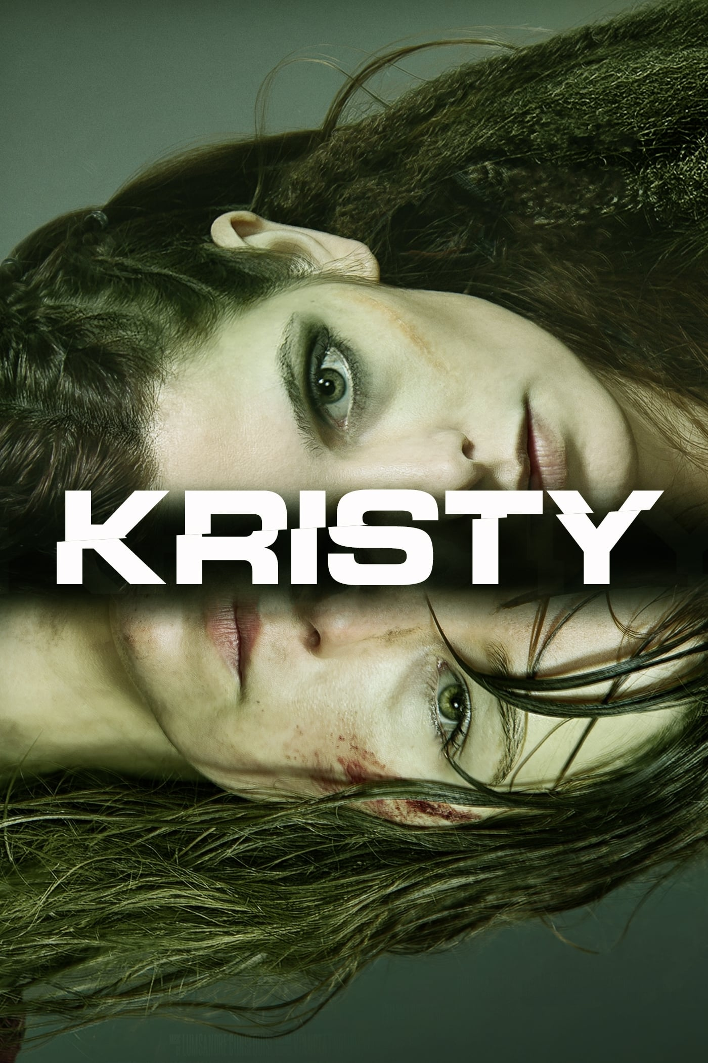 "Poster for the movie ""Kristy"""
