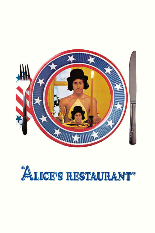 "Poster for the movie ""Alice's Restaurant"""